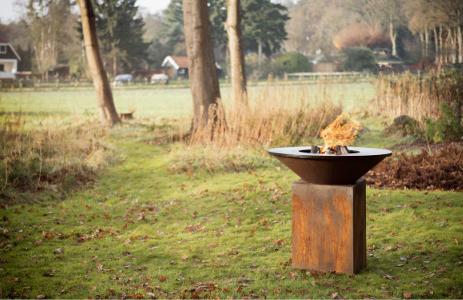 Ofyr barbecue tuin